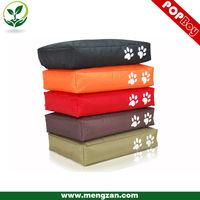 Round&square shape pet dog cushion bean bag