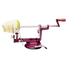 Norpro Apple Master Peeler Corer Slicer with Vacuum Base Works Great!! TABLE TOP SUCTION