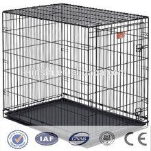 Galvanized Portable Foldable Dog fence cage