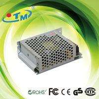 240 volts 12 volts led converter constant voltage 12 volt 5 amp led adapter with CE, FCC, Rohs