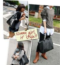 D34903A 2014 KOREA NEW FASHION BAGS WOMENS BIG HANDBAGS