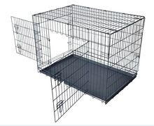 Metal Dog Cage For Sale ( S,M,L,XL,XXL )