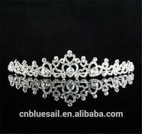 real diamond crowns and tiaras TR-0005