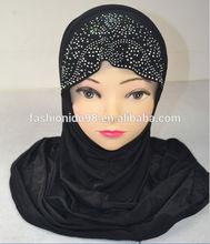 Hot jilbab abaya hijab muslim fashion lady scarf STOCK