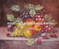 moderna pintura al óleo decorativa de frutas