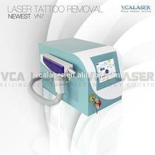 Skin whitening and tattoo removel machines