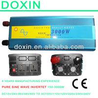 High Quality Guangzhou Doxin dc ac converter 12v 220v for solar panel