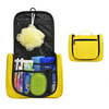 roll up toiletry bags hang up cosmetics bag cosmetic bag with compartment