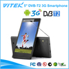 Fashion Design 5.0'' Quad Core Smartphone DVB-T2 TV