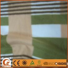 OEM China Wholesale Custom red black white stripe fabric