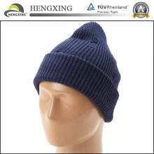 Fashion headwear sport custom cheap beanie hat