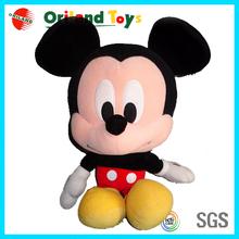 Personalizado Top qualidade logotipo impresso cabeça da boneca para artesanato