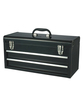 Hot Selling Black or red high quality metal dog grooming tool box