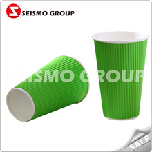 8oz 12oz 16oz hot drink disposable paper cup 4oz/8oz coffee paper cups with lids