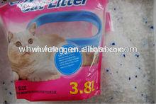 hot sale 3.8l cat litter silica gel