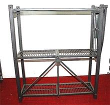 Good looking stainless steel vertical plate rack