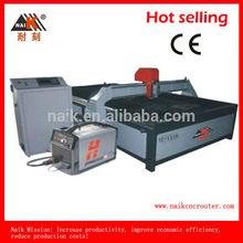 2013 China factory price gantry cnc plasma and flame cutting machine TC-1530