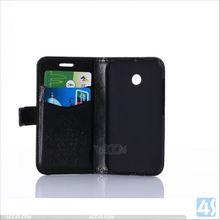 Ebay China hot selling flip leather Case for Motorola MOTO E P-MOTXT1022PUCA004