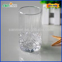 Machine Blown Pressed Clear Glass Cup Making Machine