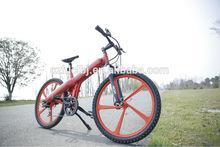 Flash-CE / EN 15194 250W 36V 10Ah li-ion lithium battery with pedals / throttle dirt e bike