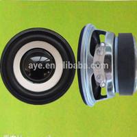 52mm 32ohm 3w genius computer speakers