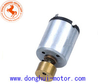 3V Massager Small Electric DC Motor /Vibration Motor /Permanent magnet Motor