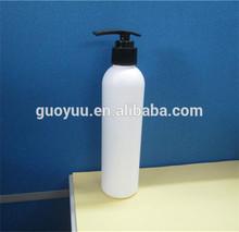 250 ml de plástico Biodegradable contenedores con bomba de mano
