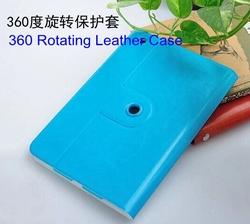 For ipad mini case 360 degree Rotating leather case high-end gift mini2 case