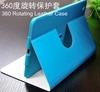 For ipad mini 2 case 360 degree Rotating leather case high-end gift mini2 smart case
