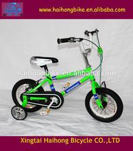 12 inches small cute TIG welding mini bike/kid bike BMX wholesaler at factory price China kids/children bicycle factory