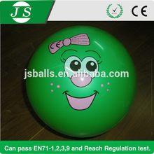 Best quality creative high quality hollow plastic balls