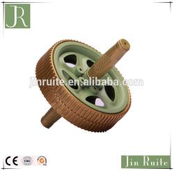 new fitness plastic ab roller wheel