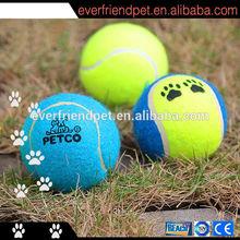 2014 newest diameter basket pet tennis ball toy