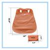t shirt polyester bag,tote shoulder bag,unique design foldable