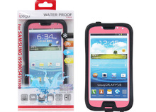 Microtimes Outdoor sports Waterproof Shockproof Dirtproof Snowproof Protection Case Cover for Samsung