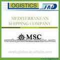 La carga de mar / flete marítimo / océano libre de China a españa Barcelona