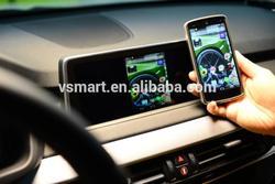 High quality carplay car mirror dongle for car navigator using wireless screen mirroring phone and car navigator