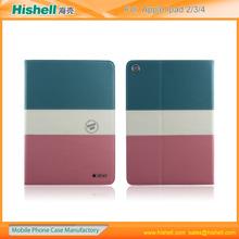 portable elegant cover case for ipad2/ipad3/ipad4