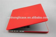 "For macbook pro 13"" rubberized skin case cover, hard shell tablet case for macbook 11.6 inch, case for laptop"