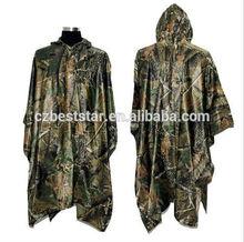 Hunting Adult Camping Hiking Plastic Raincoat Tent Mat