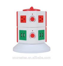 15 amp American standard usb electrical switch socket