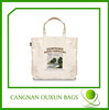 custom high quality eco cotton bag online shopping