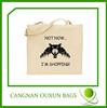 custom high quality eco cotton/canvas bag