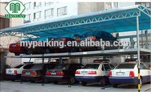 Garage Storage Steel Structure Car Garage Parking Equipment