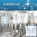 Sheenstar produto da fábrica processo de engarrafamento de água