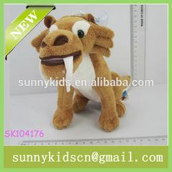 2014 HOT selling plush electromotion toys with animal plush toys