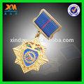 De metal de encargo 3d medallón de sublimación de la máquina para hacer medallas( xdm- m012)