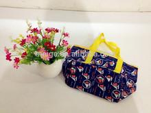 BSCI AUDITED tote bag/canvas tote bag/fruit shape folding reusable bags