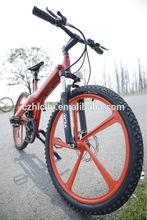 Flash 28''--250W 36V 10Ah li-ion lithium battery e-bike motor with pedals/throttle