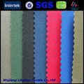 gros de haute qualité de couleur différentes 600 polyestersdenier tissu de polyester